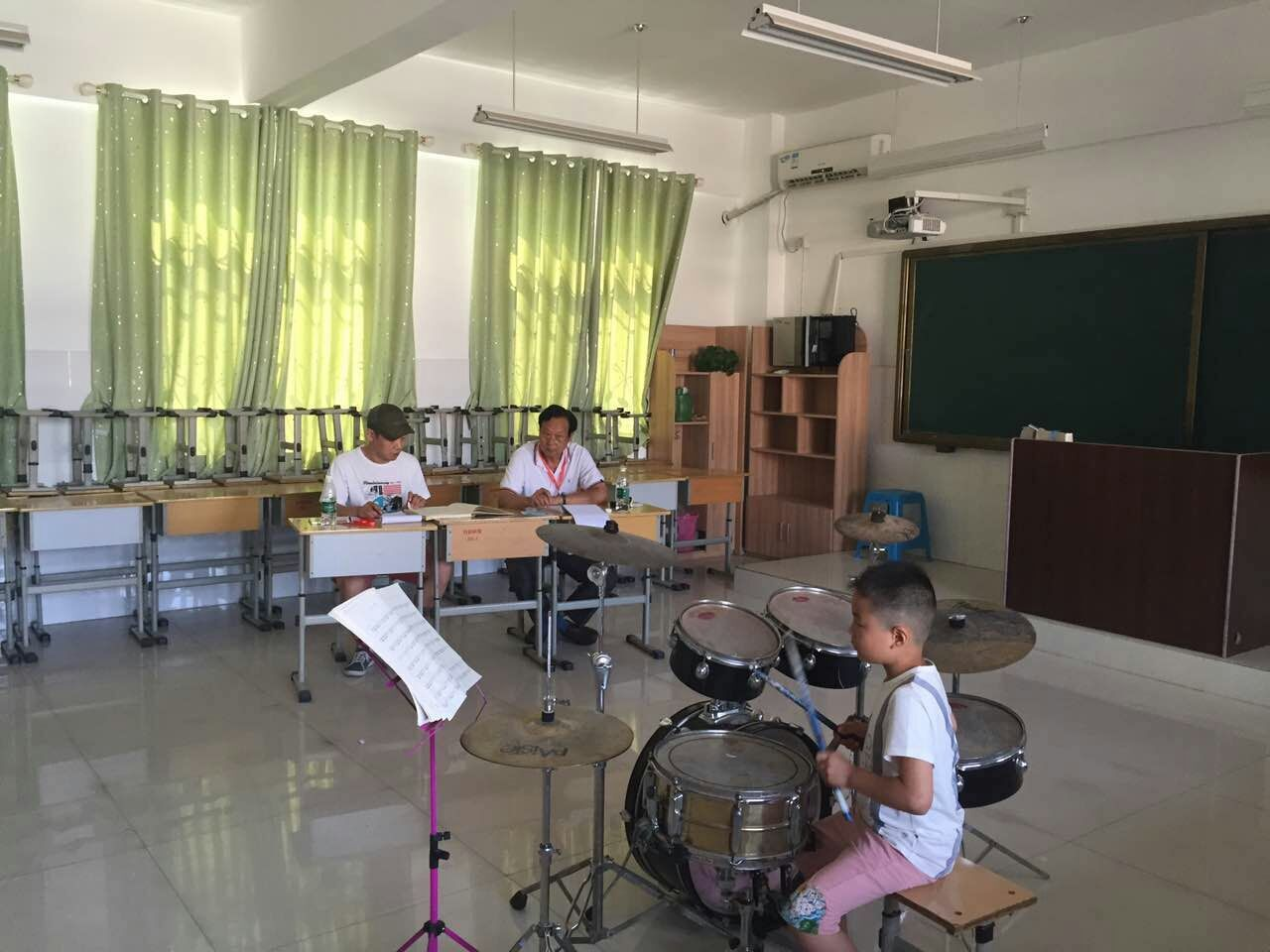 河南2016年暑期音乐考级今日开考8.jpg