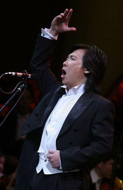 廖昌永演出服_亚洲第一男中音廖昌永将放歌 - TR图片·如斯 - 发现事物新价值