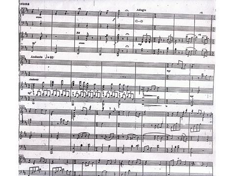 古筝与钢琴协奏曲 西楚霸王 赏析图片