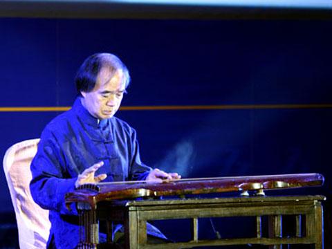 【音乐人物】古琴演奏家李祥霆图片