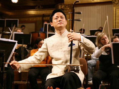 二胡演奏家鄧建棟6月4日拉響上海音樂廳