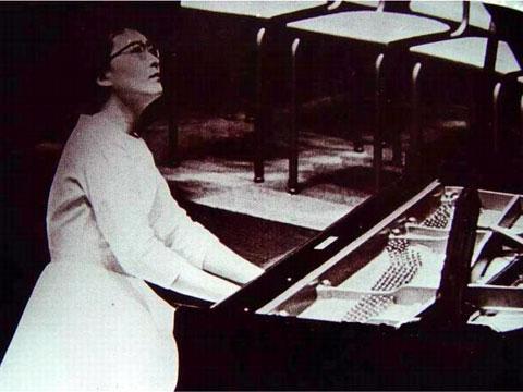 可爱的钢琴古典名曲里的人物
