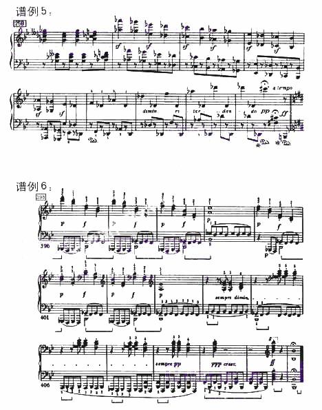 浅析贝多芬钢琴作品106号奏鸣曲第一乐章