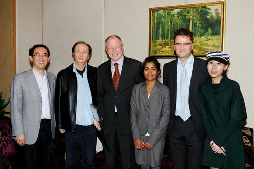 西安音乐学院等三乐理访问悉尼音乐学院--平面院长设计师事务所图片