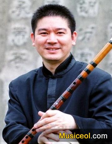 著名笛子演奏家戴亚中音--教程教授笛子--视频华东师大版解直角三角形说课稿图片