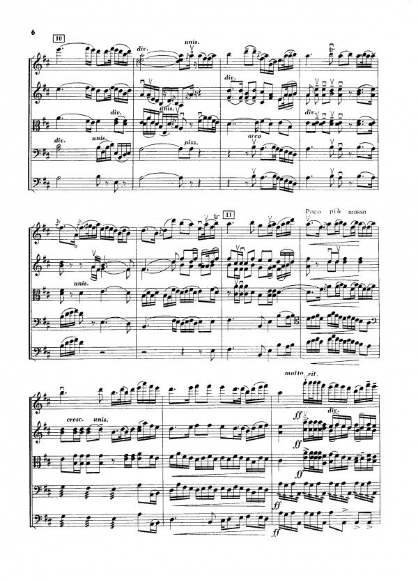 二泉映月 弦乐合奏 五