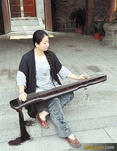 从古代传承来说 古琴教育
