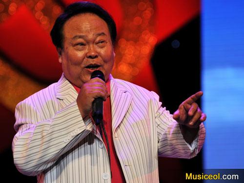 著名男高音歌唱家柳石明--教程中音片头--乐理素材频小视视频图片