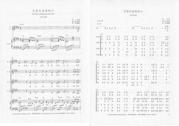 第五人格钢琴曲谱