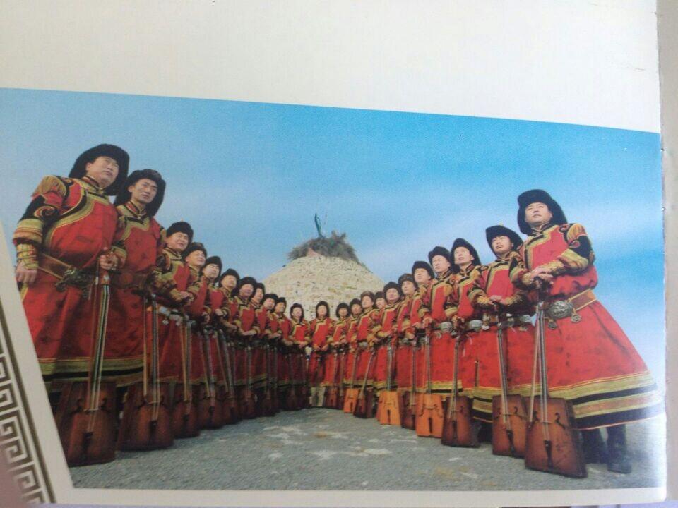 内蒙古马头琴走向世界不是梦!