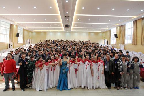 重庆南坪中学举办校友古筝音乐会