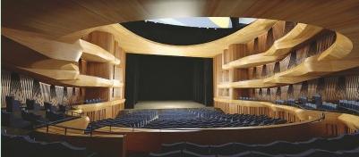 上海音乐学院歌剧院将于2019年正式启用
