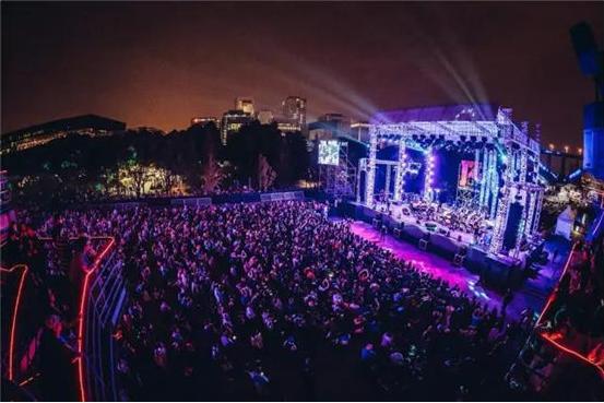 2017年第十三届爵士上海音乐节10月世博公园上演