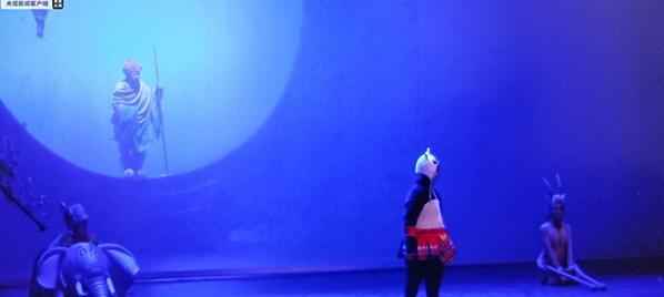 高德平台注册地址北京儿童艺术剧院弘扬抗疫精神主题慰问演出上演