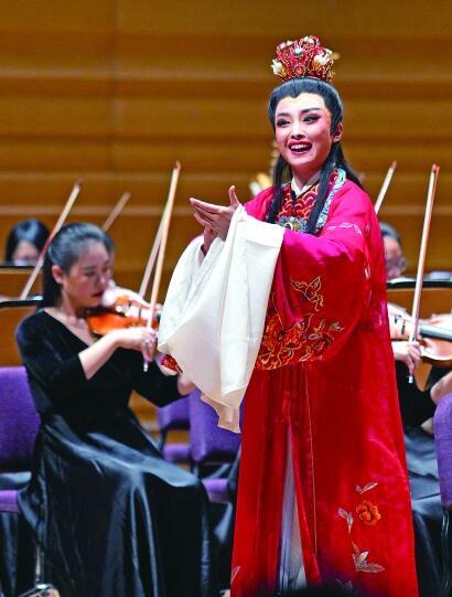 高德平台注册地址交响乐《红楼梦》首演 中国戏曲旋律应更多被听到