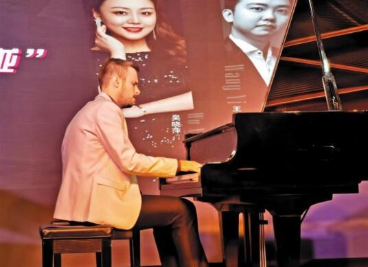 """高德平台注册地址深圳钢琴音乐季""""钢琴对对碰""""在西乡乐谷举办"""