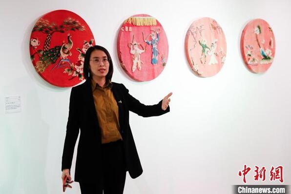"""高德平台注册地址""""2020韵・北京展演季艺术展""""在天桥艺术中心举办"""