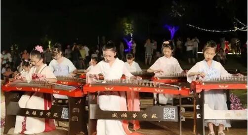 高德平台注册地址钦州市「草坪音乐会」与你共赴一场古筝音乐盛宴