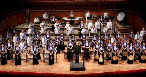 高德平台注册地址欢度元宵 广东民族乐团2021年广州新春音乐会即将上演