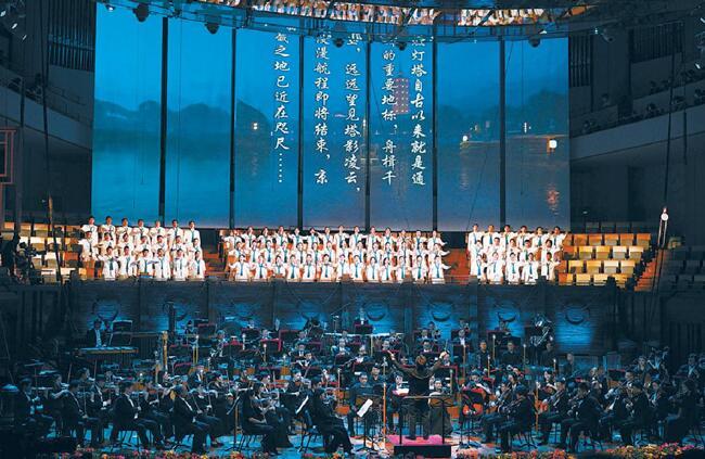 高德平台注册地址4K多媒体助京剧交响套曲《京城大运河》升级